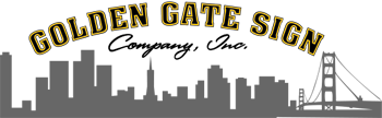 Golden Gate Sign Company Logo